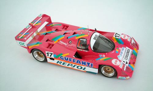 BRUN-Porsche 962 C Consonda Monza/Suzuka 1991